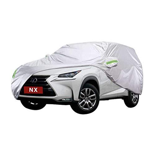ChenDz Garagen Car Cover Lexus NX Special Verdickung Sonnenschutz Regen und Schnee Universal Cover Coat Universal (Color : NX300h-2016) Cover Coat