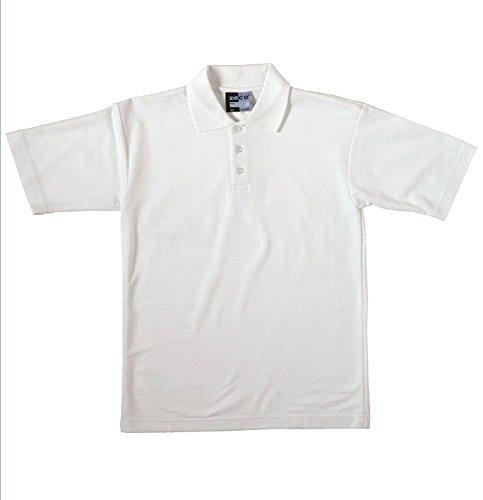 200 g/m², in 13 Farben Polo einen Brustumfang ca. 46 cm - 121,9 cm, Schule, Freizeit/Workwear. Grün - Smaragdgrün