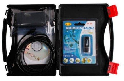 Preisvergleich Produktbild Vas 5054A Odys neuesten v3.03Universal VAG Diagnosegerät OBD2Bluetooth-Kit Set
