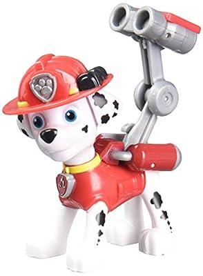 Paw Patrol - Action Pack - Marshall - Pack de Acción La Patrulla Canina por Nickelodeon