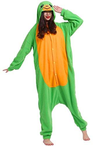Erwachsene Unisex Cospaly Schildkröte Geeignet für Hohe 140-187CM (Wunderliche Halloween-kostüme)