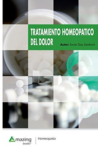Descargar Libro Tratamiento homeopático del dolor de Xavier Díez Llambrich