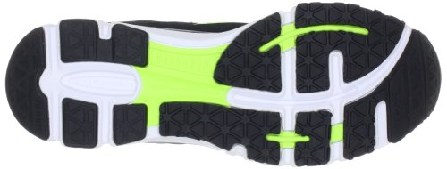 Asics GEL-VOLT33, Running homme Jaune - giallo (Gelb (Neon Yellow/Silver/Black 791))