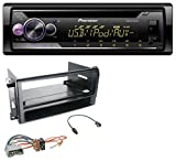caraudio24 Pioneer DEH-S210UI AUX CD USB MP3 1DIN Autoradio für Chrysler 300C Sebring Dodge Avenger Nitro Jeep 07-13