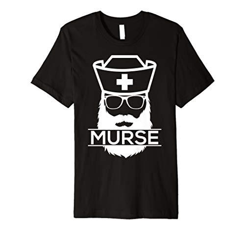 Männlichen Stolz T-shirt (Murse T-Shirt | Männliche Krankenschwester Kranken-pfleger)
