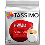 Tassimo Gevalia Mellanrost Original (16 Portions) (Pack de 6)