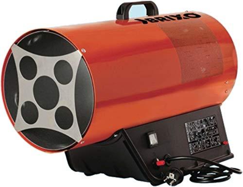 Generador calor aire caliente gas Brixo 17KW