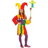 LUOEM Sombrero Disfraz de Bufón Adulto Decoración navideña de6b9f08149