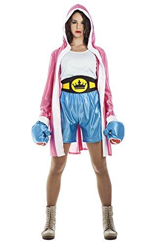 Imagen de disfraz boxeadora talla s
