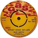 Pama Gas Reggae Schallplatten Etikett Mousepad rund. Schmale Smith 45 U/Min Mauspad