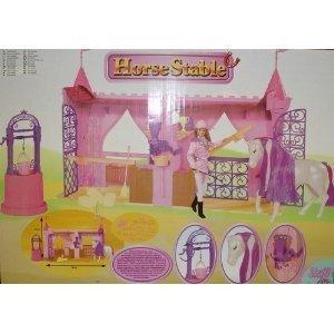 Simba 4664091-Steffi Love Horse Stable Incluye Caballo
