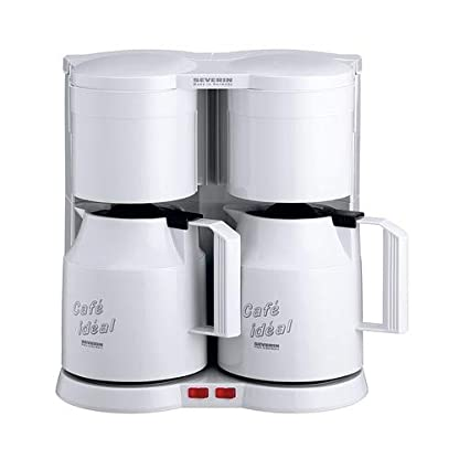 SEVERIN-Duo-Kaffeemaschine