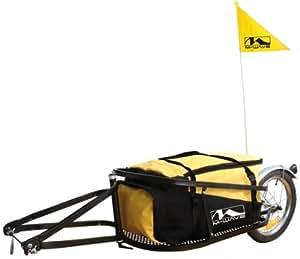 M-Wave Fahrrad Gepäckanhänger SINGLE 40