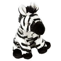 Wild Republic Zebra Baby Plush Soft Toy, Cuddlekins Cuddly Toys, Gifts for Kids 20cm