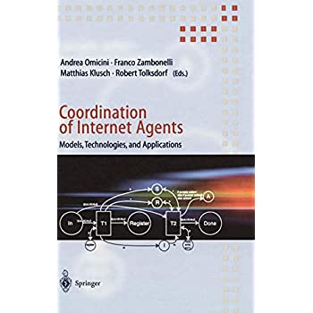 Coordination of Internet Agents