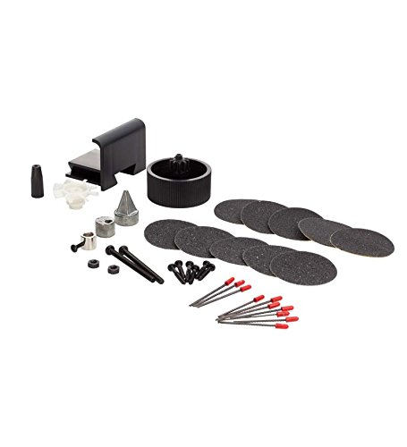 HearthSong Service Set With Extra Blades, Sanding Disks And Tool Parts