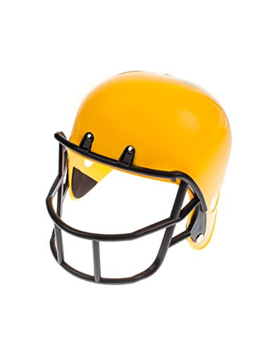 Deiters Football Helm gelb