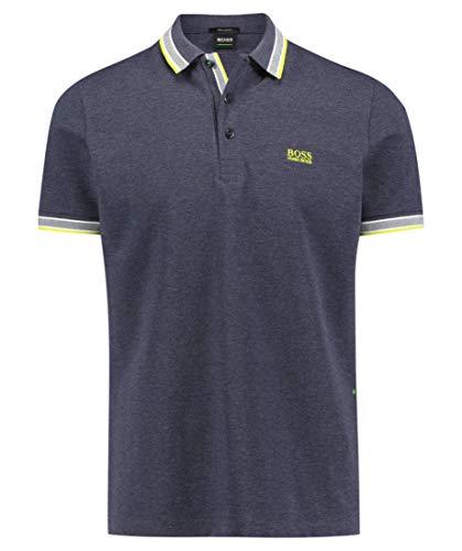 BOSS Herren Poloshirt Paddy Marine (52) XXXL -