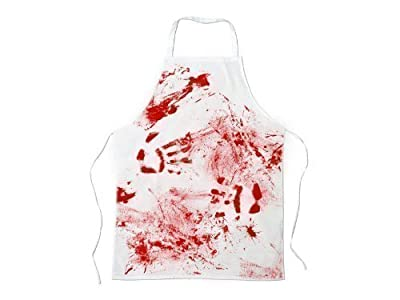 Horror Grillschürze und Kochschürze - Blutbad