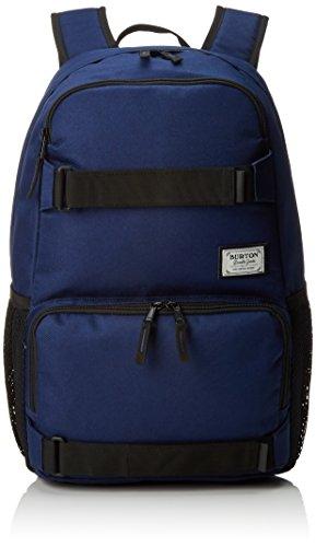 burton-treble-yell-daypack-medieval-blue-twill-31-x-17-x-47-cm-21-liter
