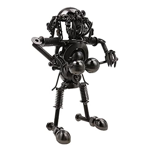 bjets de décoration de la Maison Robot Monstre en Fer Ornement Bureau Bibliothèque - # 1