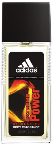 Adidas Fragrance Extreme Power Cologne Spray for Men, 2.5 Fluid Ounce by adidas