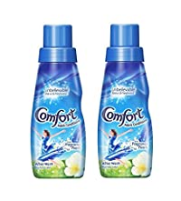 Comfort After Wash Morning Fresh Fabric Conditioner - 220 ml (Pack of 2)