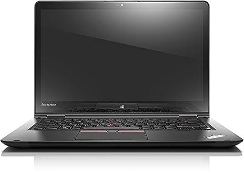Lenovo ThinkPad Yoga 14 35,6 cm (14 Zoll Full HD) Convertible Ultrabook (Intel Core-i7 5500U, 2,4GHz, 8GB RAM, 512GB SSD, NVIDIA GeForce 840M, Touchscreen, Win 8.1)