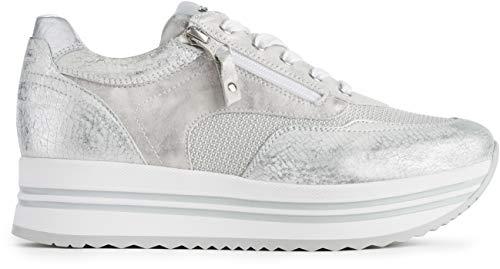Nero Giardini Sneaker Articolo P907751 con Zip Size 36
