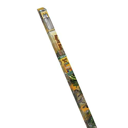 JBL 61654 Spezial Terrarienleuchtstoffröhre für Wüstentiere, Solar, 120 cm, 36 W, Solar Reptil Sun T8