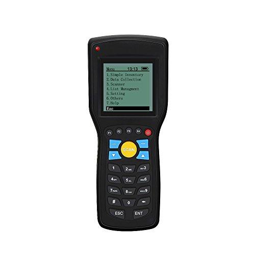 Eyoyo Barcode Scanner Daten Inventur Gerät Tragbar PDA T5 Wireless und Drahtgebundener Gerätesammler Terminal 1D Barcode Leser