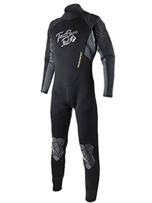 SIGNATURE Adults Full Length Wetsuit - Mens Womens Unisex from Two Bare Feet