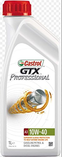 Motorenöl 10W-40 GTX A3/B4 [1 L] | Castrol (1518B7)