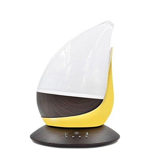Diffusor Des Ätherischen Öls Ultraschallkühlen-Nebel-Luftbefeuchter Mit Justierbarem Nebel-Modushaushaltbüro 7 Arten Farbnachtlicht (Kleiner Luftreiniger Plug-in)