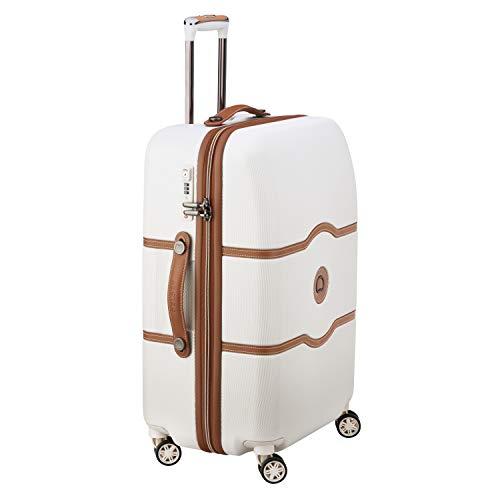 DELSEY PARIS CHATELET AIR Luxus Trolley / Koffer 67cm mit gratis Schuhbeutel und Wäschebeutel 4 Doppelrollen TSA Schloss - 4