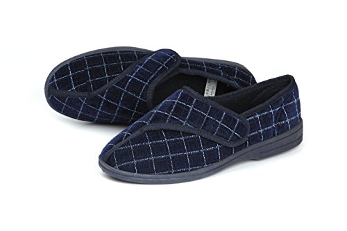 homecraft-loop-check-slippers-for-gents-size-9