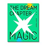 BigHit TOMORROW X TOGETHER TXT - THE DREAM CHAPTER : MAGIC [SANCTUARY ver.] Album+Poster+Extra Photocards Set