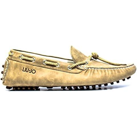 LIU JO BOTAS zapatos de hombre BEIGE ART. 1115