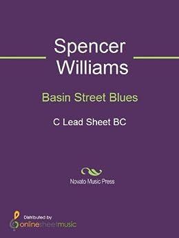 basin street blues sheet music pdf