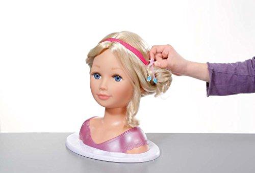 Zapf 951415 - My Model Styling head, Babypuppen und Zubehör - 10