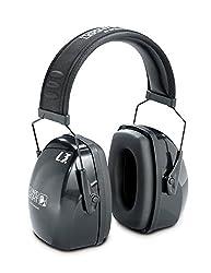 Honeywell 1010924 Howard Leight Leightning L3 Ear Defender, SNR 34
