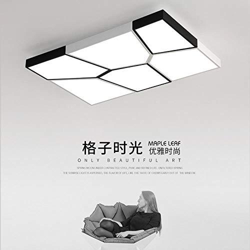 LED-Rechteckleuchte Größe