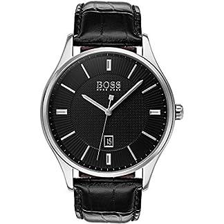 Hugo Boss Reloj Analógico para Hombre de Cuarzo con Correa en Cuero 1513520