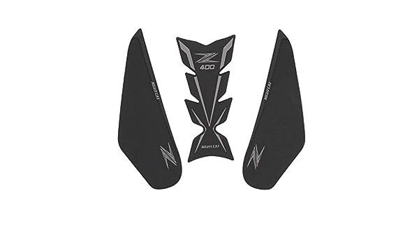 all Kanoxbaiku F/ür KawasakiZ900 Gas/öl Tank Pad Aufkleber Aufkleber Matt 3D Dekorieren