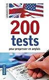 200 tests Anglais...