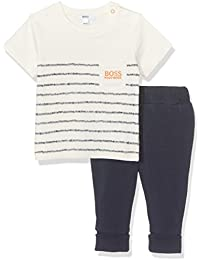 Hugo Boss Ensemble T-Shirt+Pantalon, Short Bébé Garçon