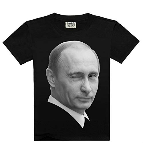 f4531e4f6d Men s Vladimir Putin T-Shirt 3D Printing Short Sleeved