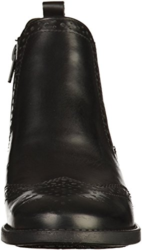 Tamaris 25493, Stivali Chelsea Donna, Schwarz (Black 003) Nero (Black Leather)