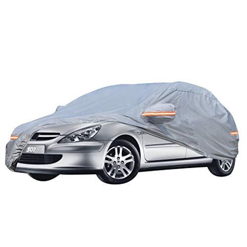 NOVSIGHT Housse de Voiture pour Peugeot 307 Bâche de Protection...