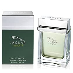 Jaguar Vision II EDT - 100ml / 3.4 Fl.Oz.